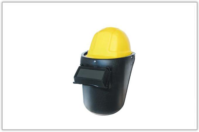 WB234配帽型电焊面罩