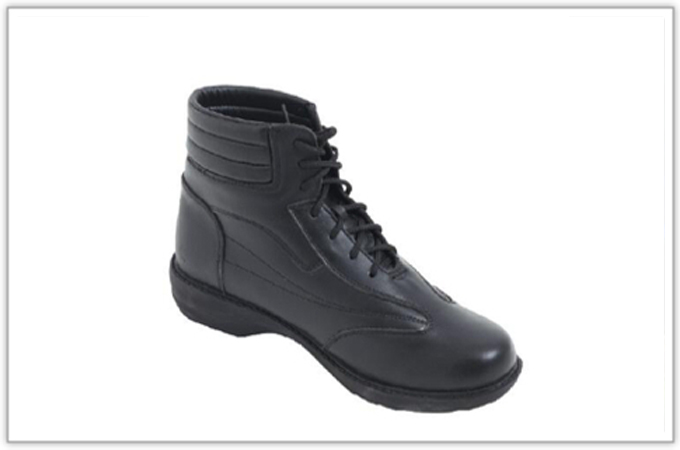 736F行政皮鞋